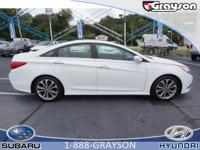 CARFAX 1-Owner, Hyundai Certified, ONLY 29,214 Miles!