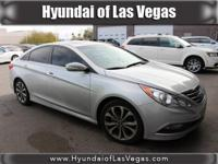 Sonata SE, Hyundai Certified, 4D Sedan, and Gray