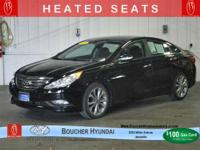 * HYUNDAI CERTIFIED! - LOW MILES - CLEAN CARFAX - ONE