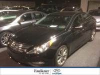 2014 Sonata SE Off Lease & Certified! Priced To Sell