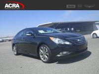 2014 Hyundai Sonata, key features include:  Fog Lights,