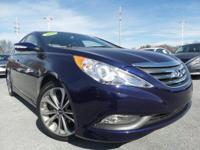 Come in today and test drive this 2014 Hyundai Sonata