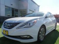 ONE OWNER LIMITED SONATA WITH LEATHER MOON ROOF AND
