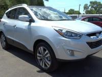 Hyundai Certified, GREAT MILES 13,363! EPA 25 MPG