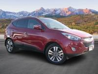 Body Style: SUV Engine: Exterior Color: Garnet Red