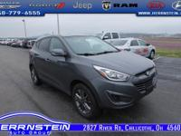 2014 Hyundai Tucson GLS Accident Free AutoCheck History