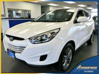 This gorgeous Hyundai Tucson GLS has all of the