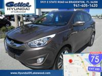 ALL WHEEL DRIVE!!!. Tucson Limited, 4D Sport Utility,