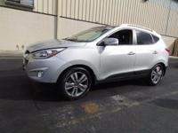 Priced below KBB Fair Purchase Price! AWD. Tucson