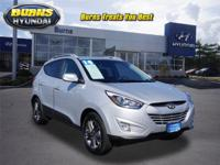 Very low miles, One Owner Certified Tucson. Electronic