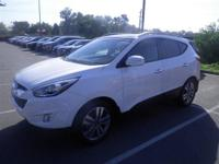 This outstanding example of a 2014 Hyundai Tucson