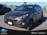Take a moment to admire our 2014 Hyundai Tucson SE FWD