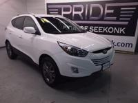 It's time for Pride Hyundai- MA! Nice SUV! This