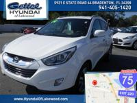 Tucson Limited, 4D Sport Utility, 6-Speed Automatic
