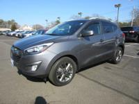 This  2014 Hyundai Tucson has all you've been looking