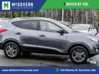 THIS TUCSON FEATURES HEATED SEATS, ALLOY WHEELS, POWER