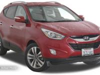 **ONE OWNER CLEAN CARFAX **. Tucson Limited.
