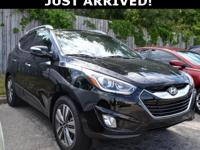 This Tucson features: 7 Touch-Screen Navigation System,