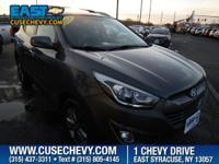 Check out this 2014 Hyundai Tucson SE. Its Automatic