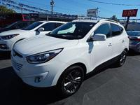 This used 2014 Hyundai Tucson in Uniontown, PA is a