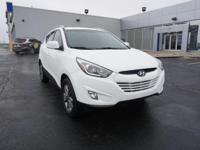 This was a recent trade in at our facility. This Tucson
