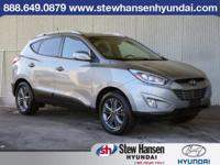 AWD, CARFAX ONE OWNER, and Serviced Here!. Hyundai