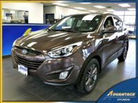 This well maintained Hyundai Tucson SE with All Wheel