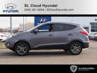 **HYUNDAI CERTIFIED**, **ONE OWNER**, **NON SMOKER**,