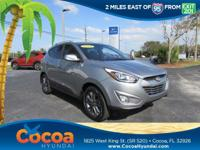 Clean Carfax - 1 Owner. Tucson SE, Hyundai Certified,