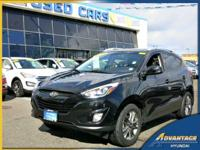 This stunning 1-Owner Hyundai Tucson SE has all of the