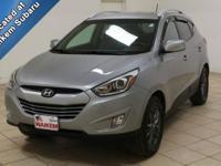 Options:  2014 Hyundai Tucson Se|This 2014 Hyundai