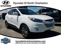CARFAX One-Owner. 2014 Hyundai Tucson FWD 6-Speed