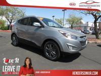 Options:  2014 Hyundai Tucson Se|Gray|Tucson Se|4D