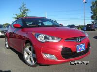 This 2014 Hyundai Veloster comes equipped in the