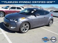 **WOW! FLAWLESS HYUNDAI CERTIFIED 2014 VELOSTER! **10