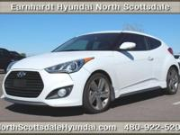 The used 2014 Hyundai Veloster in SCOTTSDALE, ARIZONA