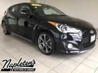 New Price! 2014 Hyundai Veloster in Black, AUX