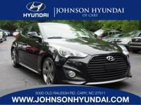 2014 Hyundai Veloster Turbo, One Owner, and Local