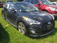 2014 Hyundai Veloster Turbo. Serving the Greencastle,