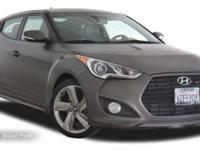 **ONE OWNER CLEAN CARFAX ** LOW MILES!!. Veloster