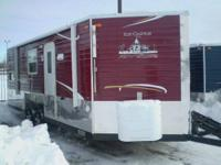 New 2014 Ice Castle Fish Houses RV Edition 8 x 21V RV