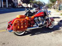 2014 Indian Chief VINTAGE, 2014 Indian Chief Vintage