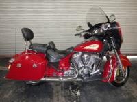 2014 Indian Chief Chieftain  2351 Miles 1100 CC Engine