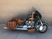 2014 INDIAN CHIEFTAIN THUNDER BLACK LIMITED EDITION 686