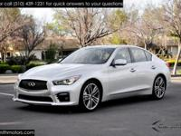 WOW!!! INFINITI's Sport, Deluxe Touring AND Technology
