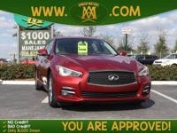 Options:  2014 Infiniti Q50: The 2014 Infiniti Q50 Is A