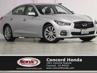 This INFINITI Q50 has a dependable Premium Unleaded V-6
