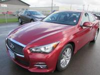 Q50 trim. Excellent Condition, GREAT MILES 32,123! $200