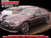 **HAGGLE FREE PRICING** CARFAX One-Owner. Brown 2014