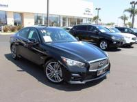Options:  2014 Infiniti Q50 Hybrid Sport|Black|14